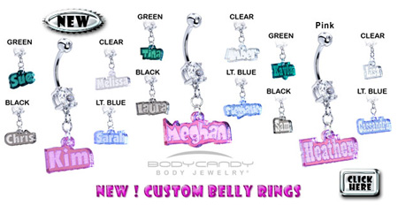 Belly Button Rings Guide S Blog Belly Button Rings Guide