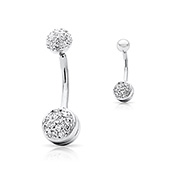 Diamond Navel Jewelry Belly Button Rings Guide