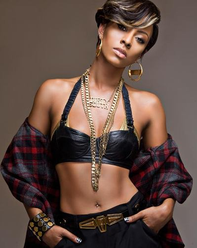 belly button piercing infections. Keri Hilson#39;s Navel Piercing