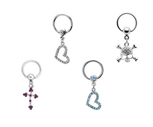 Captive Belly Rings